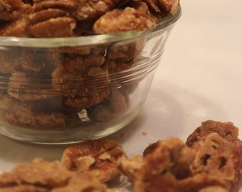 Maple Pecans 1 lb bag