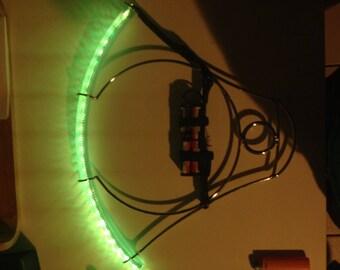 LED Fan Flow toy, per Pair