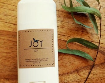 Natural Deoderant by JOY
