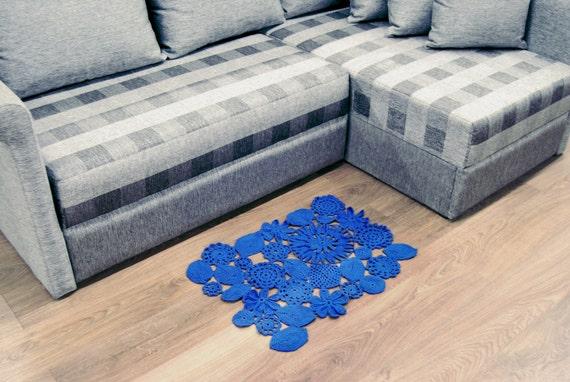 Tappeto rettangolare crochet square cm di zkadesign. Turno tappeto all ...