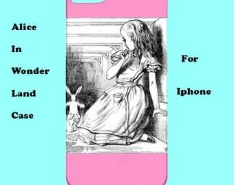 Alice In Wonderland  iphone case, iphone case, iphone case,19th century, cover, retro, iphone 6, iphone 5, cover, iphone 6 plus, iphone 4