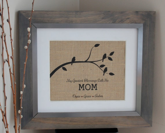 Personalized Mothers Day Gifts For Grandma Personalized Mother 39 s Day Gift