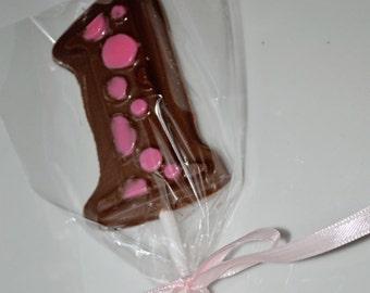 Chocolate Lolipops #1