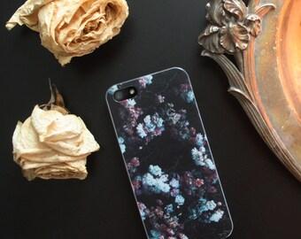 Flora Art Print Flower Smart Phone Case (iphone 5/5s only)