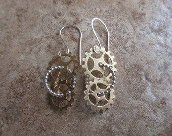 brass or copper gearrings