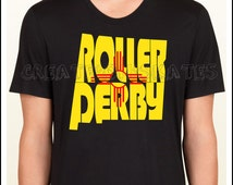 New Mexico Roller Derby Iron-on Image