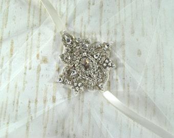 Bridal Rhinestone Headpiece