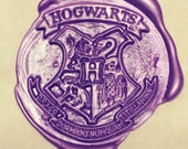 Authentic Personalized Hogwarts Acceptance Letter (Book Accurate)