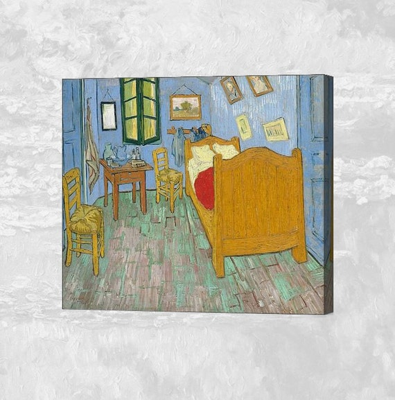 Van Gogh Print On Canvas High Quality Art By Artssuite On Etsy