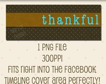 Facebook Banner, Facebook Timeline Cover, Website Banner, Website Graphics, Website Header, Inspirational Facebook Banner, Instant Download