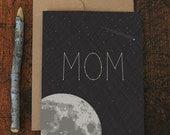 birthday card for mom / you're stellar