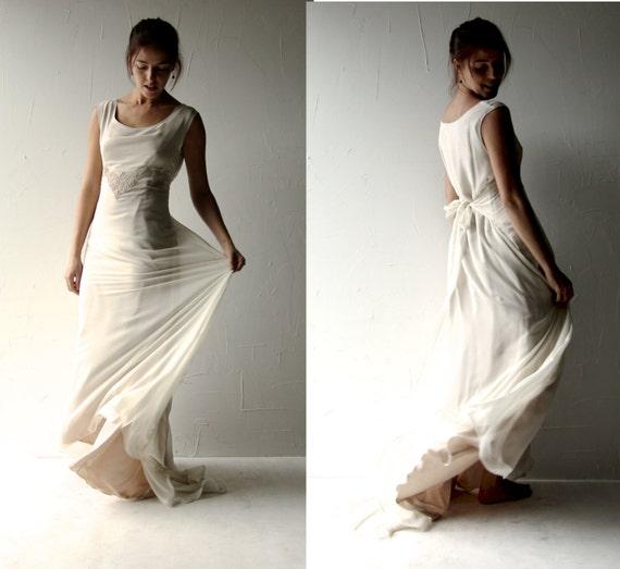 hochzeitskleid boho hochzeitskleid hippie hochzeitskleid. Black Bedroom Furniture Sets. Home Design Ideas