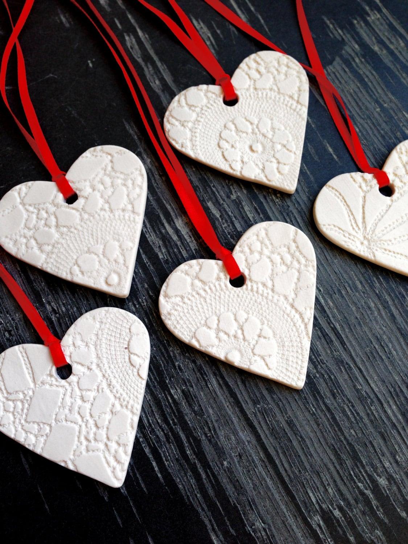 Everybody Loves Christmas: 5 Christmas Ornaments Handmade ...