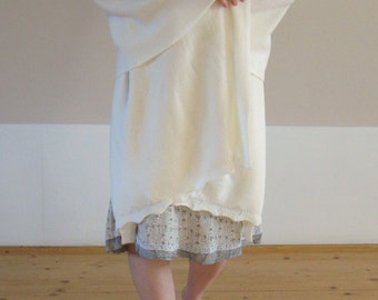 Bridal Shawl Merino Soft Wool Wrap Wedding Fashion Stole Cape Capelet Poncho