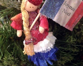 The French Christmas Fairy