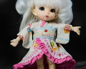 Creamy Cupcakes Wa Loli Kimono for  Lati Yellow Fairyland PukiFee Tiny