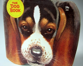 THE DOG Golden Book 1964 ClassicChildrens's Collectible