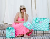 Personalized Utility Beach Pool Tote