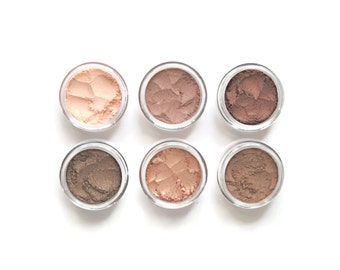 Mineral Eyeshadow Set - Warmth Eye Shadow