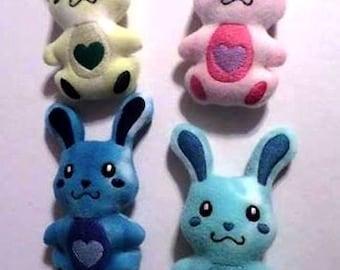 Little Stuffed Bunnies