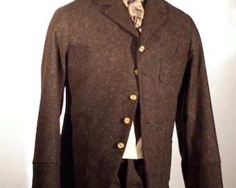 Irish Tweed Workingman's Sack Coat and Pant---Editions '36
