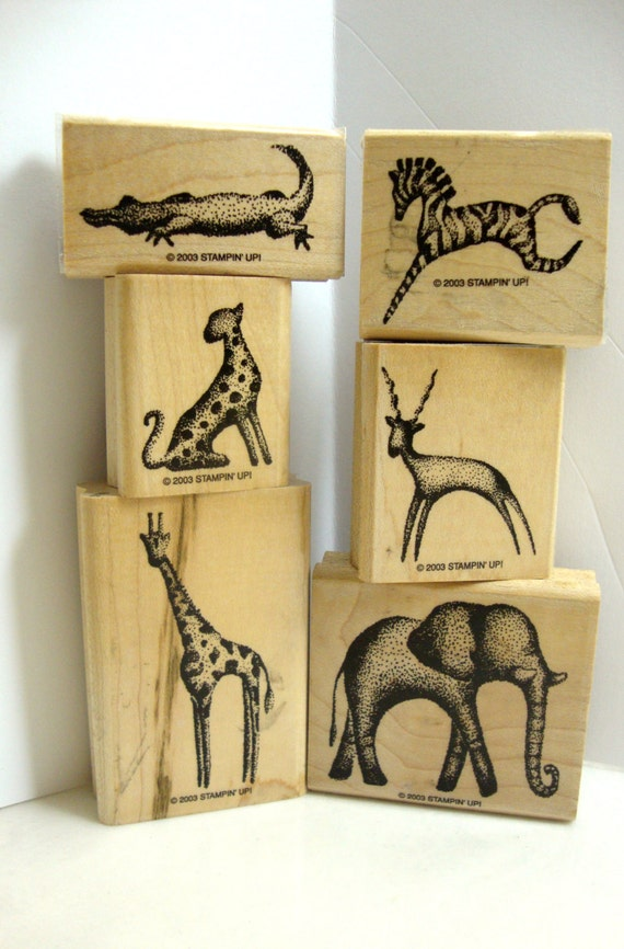 In The Wild by Stampin' Up Stampin' Up In the Wild