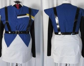 Tenchi Muyo Kiyone Makibi Cosplay Costume Plus Size 14 16 18 20 22 24