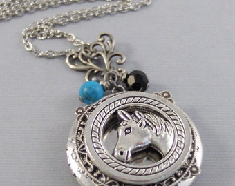 CowGirl,Locket,Hat,Cowboy Hat,Country Necklace,Cowgirl Necklace,Cowboy,CowGirl,,Southern,Silver Locket,cowgirl necklace.