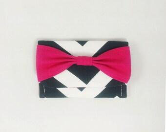 Chevron Wallet business card holder minimalist wallet women wallet vegan wallet women canvas wallet small womens wallet fabric small canvas