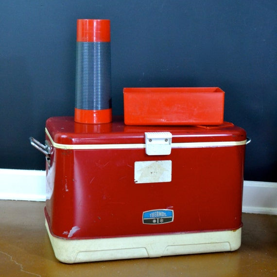 Vintage Thermos Cooler 103