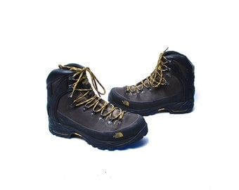 NORTH FACE Hiking Boots, Men's Size 11.5, Heritage Boots