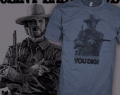 Clint Eastwood Movie Quote T-Shirt - The Good The Bad and The Ugly T Shirt