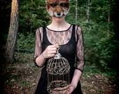 Red Fox Mask, Woodland Fox Mask, Fox Costume, Fantastic Mr. Fox, Realistic Fo