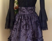For twibrarian - Steampunk, Steamgoth Lolita  Skirt