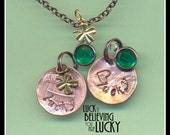 Lucky Penny: LUCK is BELIEVING you are LUCKY