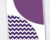 Purple Party PRINTABLE Candy Cones (INSTANT DOWNLOAD) by Love The Day
