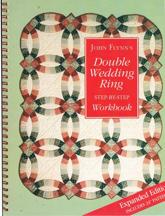 John flynn s double wedding ring step by workbook