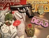 The Walking Dead magnet set