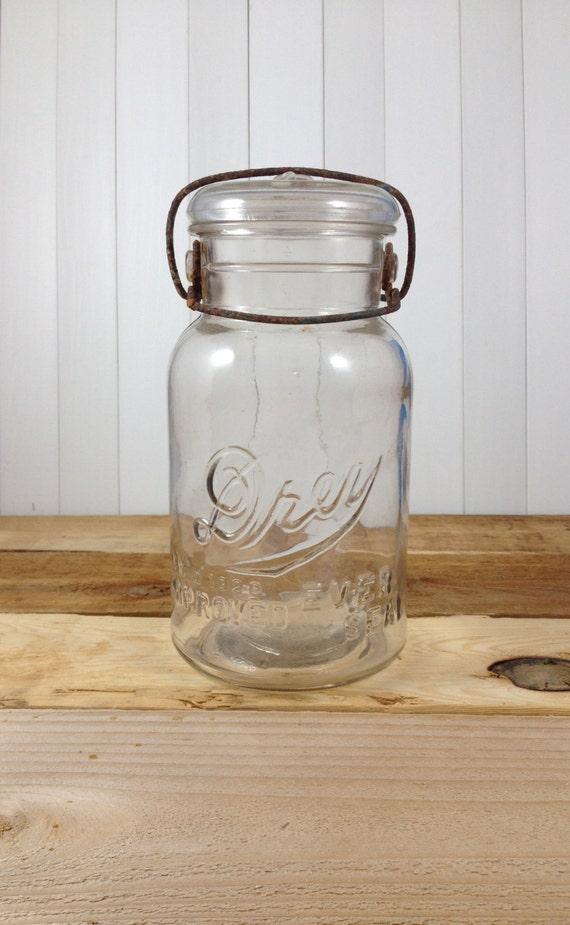 Drey Mason Jar eBay