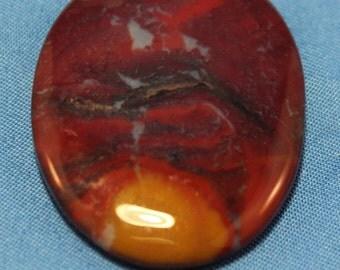 Red Jasper Cabochon 40x30 60411041