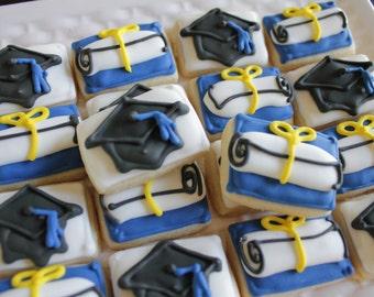 3 Dozen Graduation Cookie Nibbles