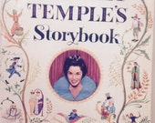 Vintage Shirley Temple's Storybook 1st Printing, 1958