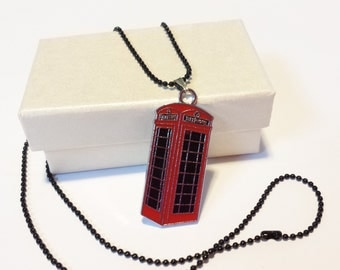 Sale! Phone boot Necklace