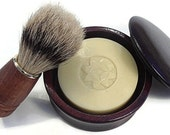 Men's Shaving Kit, Shave Set, Shaving Kit, Shaving Set, Boar Bristle Brush - Choose your scent - Gift Wrapped TOO