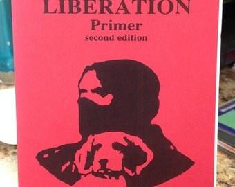 Animal Liberation Front Primer ALF Animal Abuse Zine