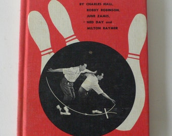vintage book, Bowling, 1966, from Diz Has Neat Stuff