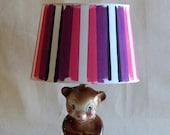 Vintage Bear Lamp