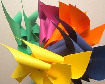 PINWHEEL KIT, Photo Prop Map Pinwheel, set of 12, pinwheel prop,vintage wedding, 7 inch pinwheels, baby shower, easy to assemble yourself