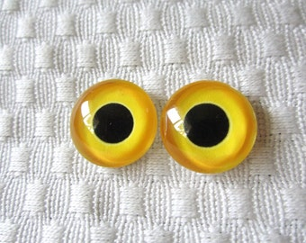 16mm glass eyes