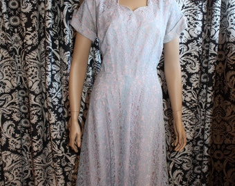 1930's Tori Day Dress  Item #139-DD